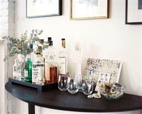 Home Bar Display Stylish Home Bar Ideas For Your Space