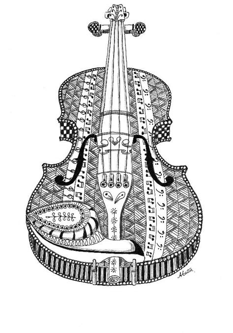 music mandala coloring pages tabbycattangles healing through zentangle