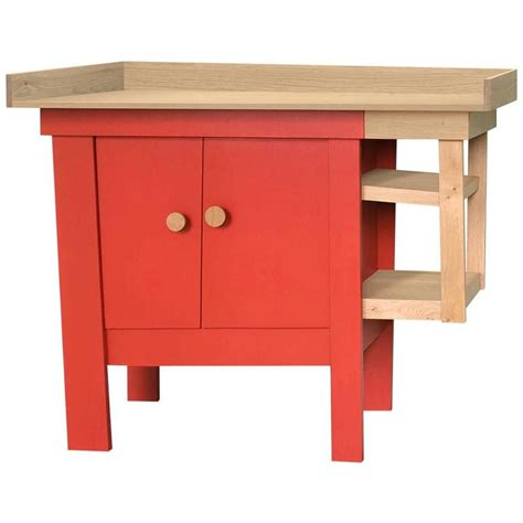 Birch Changing Table Dresser Or Baby Changing Table By Tom Frencken In Painted Birch Plywood For Sale At 1stdibs