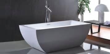 badewanne freistehende badewanne noa ohne armatur acryl wei 223