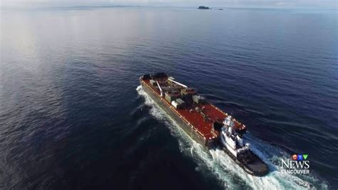 boat fuel tanks vancouver efforts to pump fuel from sunken tug on b c coast to