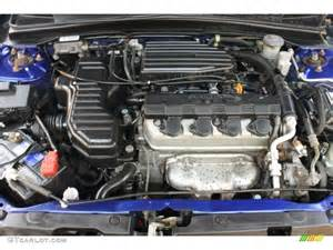 1998 honda civic engine codes