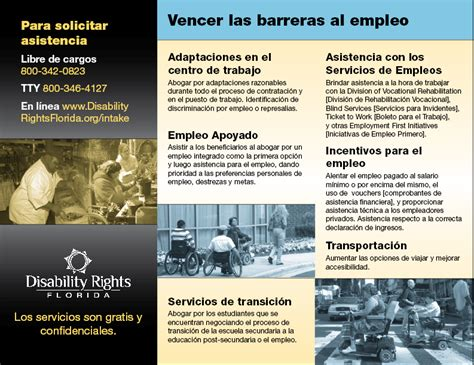 page layout en espanol spanish pabbs brochure page 2