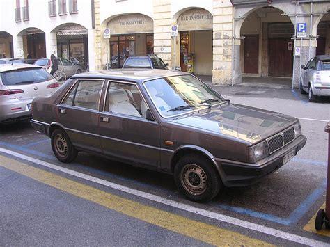 Lancia Prisma Lancia Prisma 1300 Photos And Comments Www Picautos
