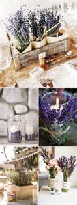Lavender Wedding Decorations by 40 Most Charming Lavender Wedding Ideas