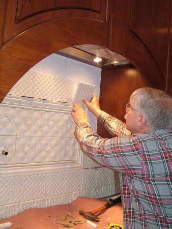 easy install ceramic tile kitchen backsplash how to guide kitchen backsplash ask the builderask the builder