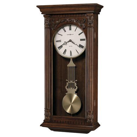 clocks decorative wall howard miller greer decorative chime wall clock 625352