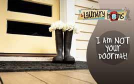 I Am Not Your Doormat by I Am Not Your Doormat The Laundry