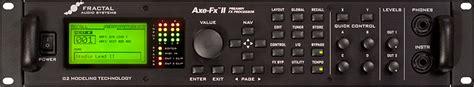 tutorial axe fx 2 axe fx ii vs kemper rack effet guitare
