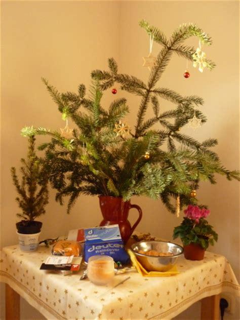 wir haben einen weihnachtsbaum dezember 2009 weihnachten in leipzig 6 monaten in