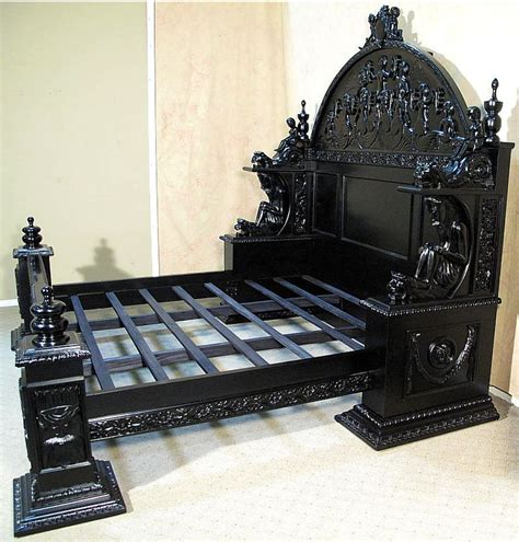 25 best ideas about goth bedroom on pinterest gothic gothic bed frame 25 best gothic bed ideas on pinterest