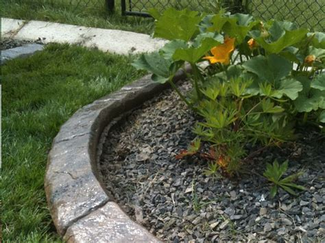 Garden Edging Stones by All You Need To About The Garden Edging
