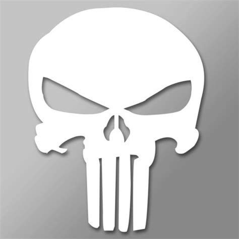 punisher skull stencil www imgkid com the image kid