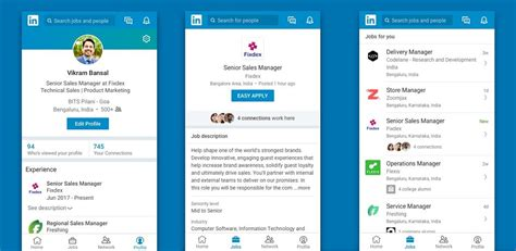 Mobile Linkedin Linkedin Launches Linkedin Lite Android App In India The