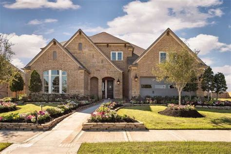 buyers can find new homes in west houston houston chronicle