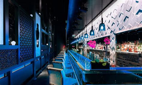 hakkasan nyc new year hakkasan yws design architecture