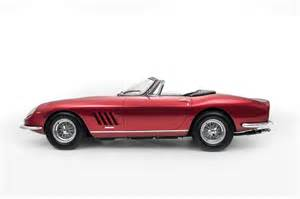 275 Gtb Nart 1968 275 Gtb 4 Nart Spider Could Take Home 26 Million