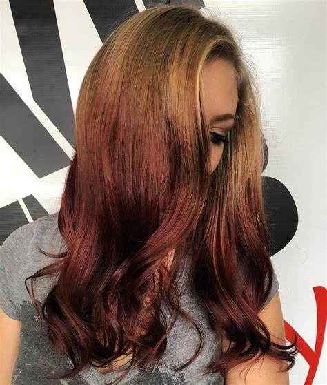 cover up ombre hair covering up ombre hair 48 looks with reverse ombre hair