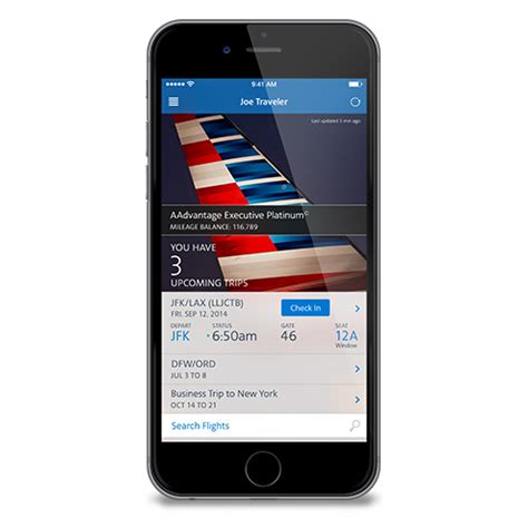 american airlines mobile mobile and app mobile tools american airlines