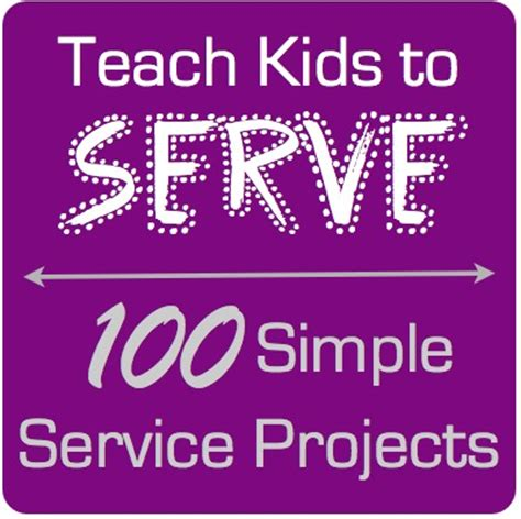 Service Ideas Service Projects And simple service projects for