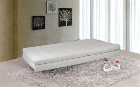 divani letto a libro ikea divano letto eleonora 192x87 bianco nero ecopelle 3 posti