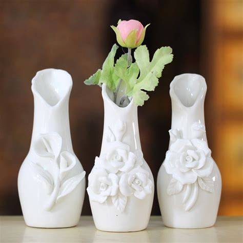 Ceramic Flower Vases Wholesale by Wholesale New Arrival Desktop Artificial Flower Epoxy
