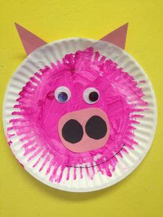 the gallery for gt paper plate crafts for