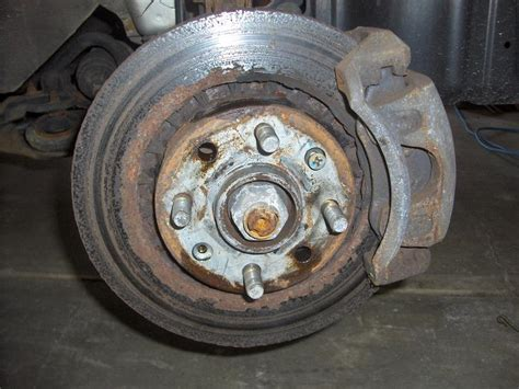 Brake Ls by Changing Rotors And Brake Pads 2006 Aveo Autos Post