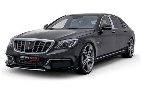 s and s limo demonic limo mercedes s class facelift gets 888bhp brabus