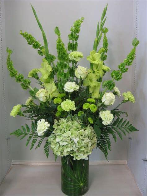 Wedding Bell Hydrangea by Green Wedding Or Arrangement Green Bells Of Ireland