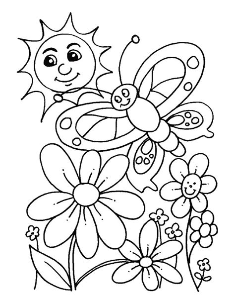 coloring pages spring spring coloring pages 2018 dr odd