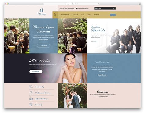 Free Wedding Invitation Website Templates Gallery Template Design Ideas Marriage Website Templates Free