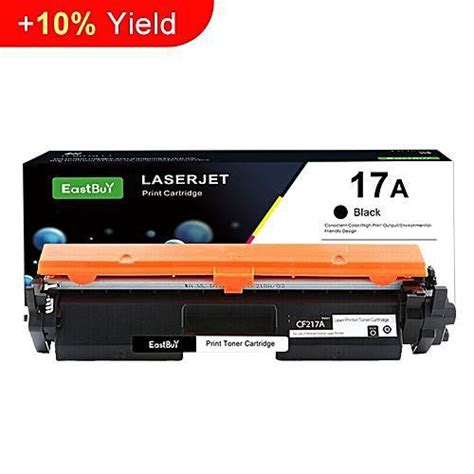 Toner Compatible 17a eastbuy 17a cf217a toner cartridge for hp laserjet pro