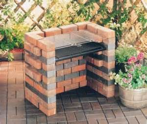 Brick Chiminea Charcoal Diy Bbq Replacement Grills And Ash Trays