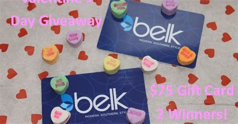 Belk Gift Card Giveaway - bedazzles after dark giveaway winner belk 75 gift cards x s 2