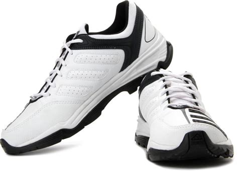 adidas 22yds trainer 2 cricket shoes buy white color adidas 22yds trainer 2 cricket shoes