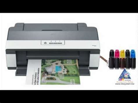 download resetter epson office t1100 epson t1100 youtube