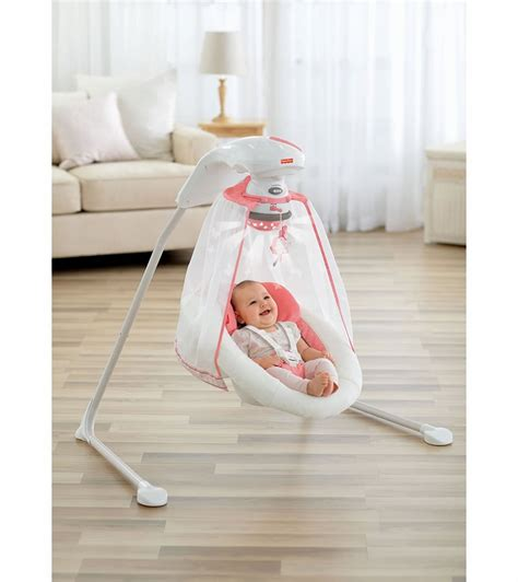 fisher price coral floral swing fisher price coral floral cradle n swing