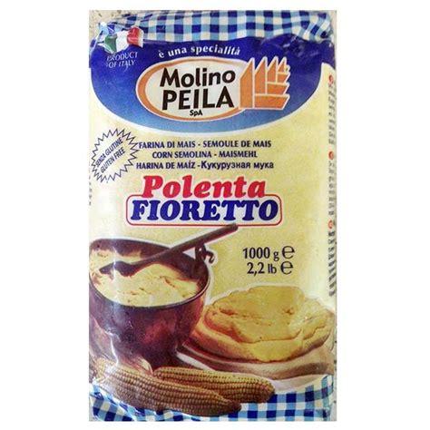 Coffee Bar Toppings Molino Peila Polenta Fioretto 1kg Khampasert