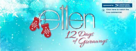 28 best degeneres 12 days of christmas gifts ellen