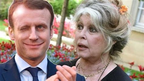 The Trump Family by Brigitte Bardot Rothschild Bankster Macron Is A Cold Eyed