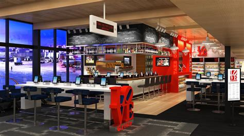 International Mba Programs In Philadelphia by Phl Airport S 30m Project Adds 8 Restaurants Ipads To