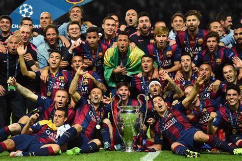 imagenes locas del barcelona أفضل خمس مباريات وأسوأ خمس مباريات لفريق برشلونة في 2015