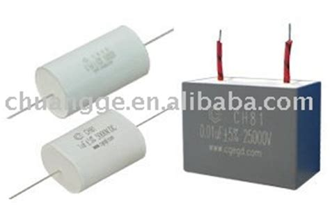 capacitor dielectric withstanding voltage high voltage composite dielectric capacitors type ch80 ch81 buy capacitor high voltage