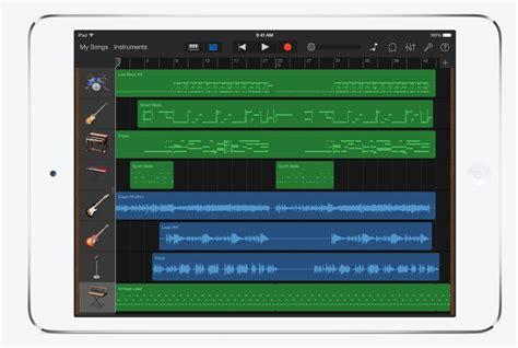 Garageband Ios Audio Units Garageband Pour Ios En V2 1 Avec Le Support Des Audio