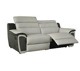 canap 233 fixe wow le style et le confort du cuir avec