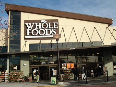 Whole Foods Corporate Office Phone Number by Location Of Local Whole Foods Market Revealed