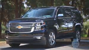 Chevrolet Tahoe Gmc Yukon 2016 Chevy Tahoe And Gmc Yukon Review And Road Test