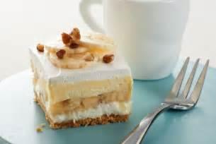 bananensplit kuchen banana split quot cake quot recipe kraft canada
