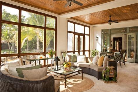 sunroom miami refined florida spanish style home mediterranean